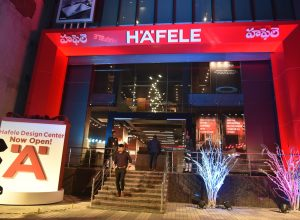 Hyderabad gets Häfele India's largest design centre