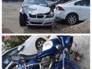 Driving license of BMW car driver involved in Madhapur accident revoked