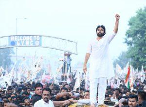 Jana Sena Long March: Pawan Kalyan serves ultimatum to Jagan Mohan Reddy