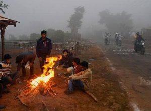 Andhra's Kashmir, Lammasingi calling tourists, as temperature drops to 7 degrees