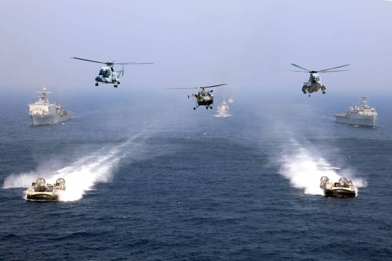 Indo-US forces conclude Tiger Triumph exercise, take strategic ties to next level
