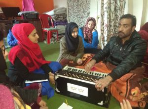 The other side of Kashmir: Youngsters break stereotypes to learn music