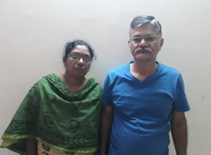 Maoist couple arrested from Hyderabad by Special Team; officials seized Maoist literature and digital data
