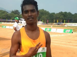 Vizag tribal boy sprints to glory, makes state proud