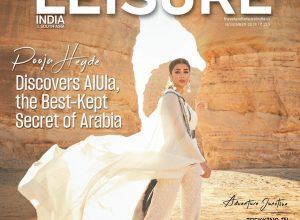 Pooja Hegde is first actress to shoot at unexplored parts of Saudi Arabia