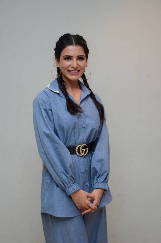 To play a terrorist in a web series, Samantha Akkineni likely to de-glam