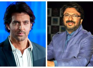 Hrithik Roshan teams up with Sanjay Leela Bhansali for his next project