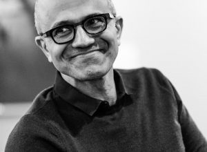 Nadella is Fortune's top-20 Businessman