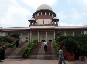 Sabarimala temple row: Supreme Court refers case to larger bench