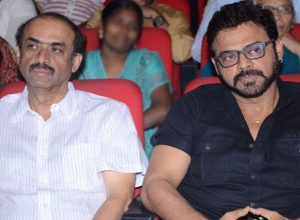 IT Raids properties of Tollywood Producer D. Suresh and Actor Venkatesh