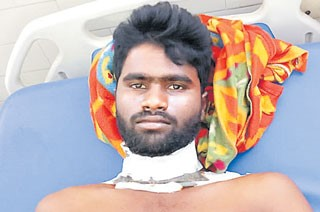 Upset at sister's love marriage, youth slashes brother-in-law