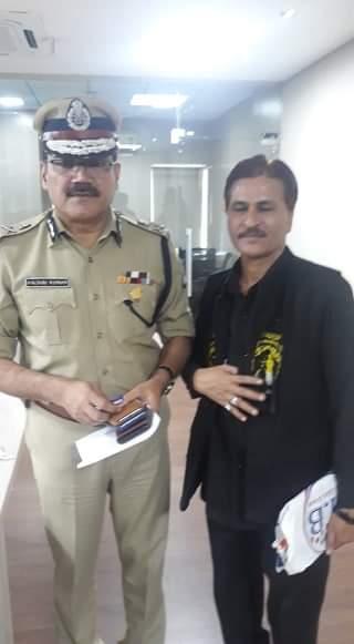 Hyd CP meets religious leaders ahead of Babri Masjid judgement