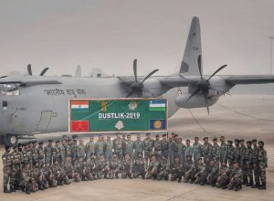 'Dustlik-2019' : A joint Field Training exercise between India & Uzbekistan, for the first time