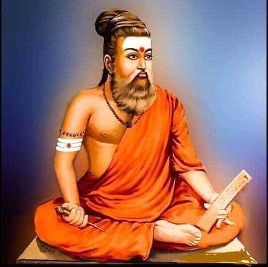 Miscreants smear mud on Thiruvalluvar statue in Thanjavur; sparks protests demanding action