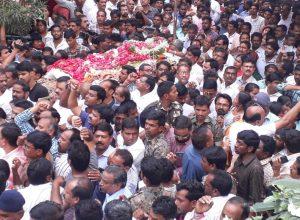 Woman Tahsildar burnt alive in Abdullapurmet, Telangana