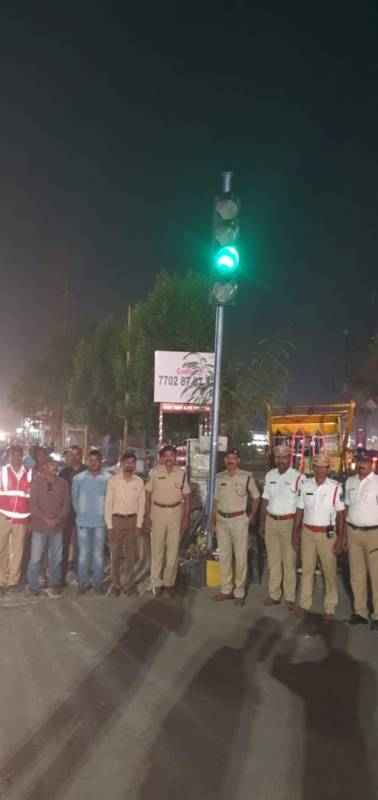 Chaotic Kukatpally gets Y-junction; Major relief to commuters