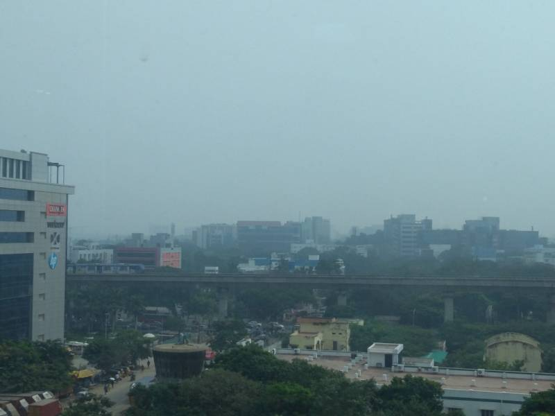 Southern states catch up with Delhi in Air quality