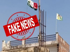 Flagging a dubious claim: Flags hoisted atop houses in Jalandhar have no Pakistan link