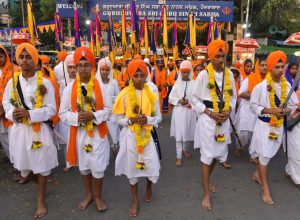 550th birthday celebrations of Guru Nanak Deviji