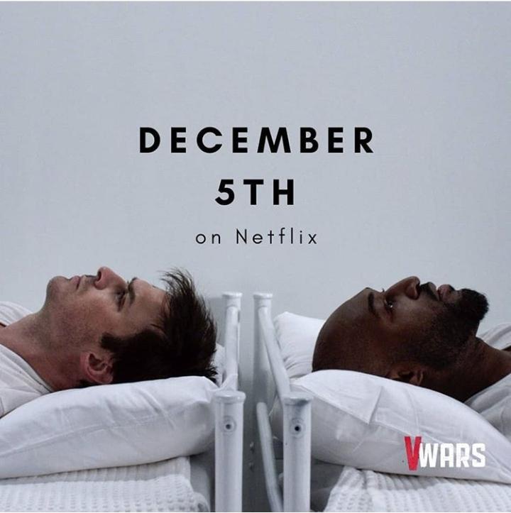 The Vampire Diaries' Ian Somerhalder turns human for his Netflix debut in V-Wars
