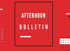 Newsmeter Afternoon Bulletin – 11/12/19