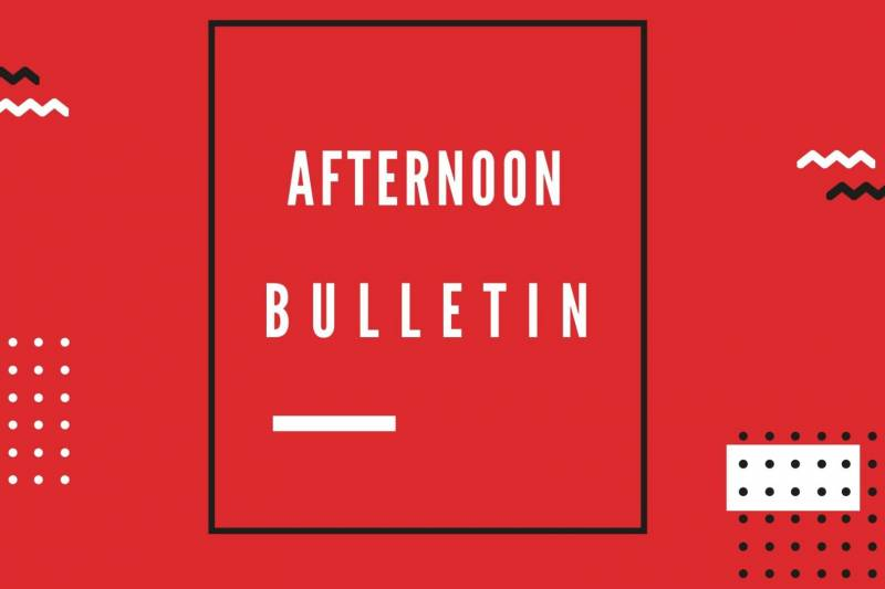 NewsMeter Afternoon Bulletin 4/12/2019