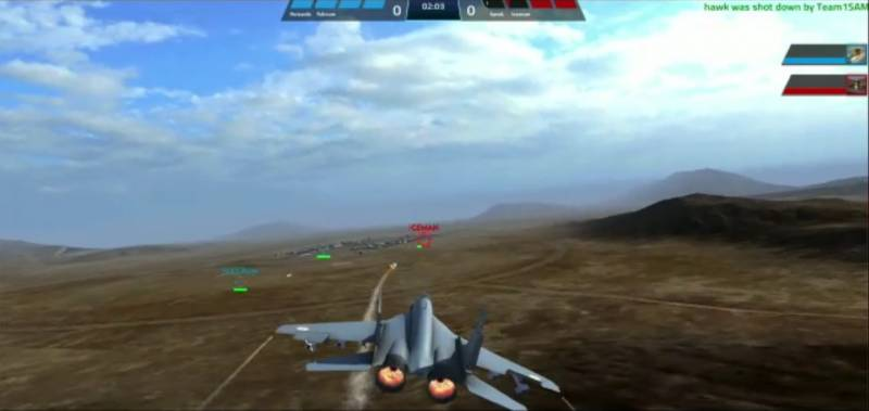 Multiplayer version of 'Indian Air Force: A Cut Above' mobile game launched