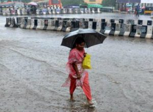 Andhra's south coast, Tamil Nadu to receive heavy rainfall for next few days