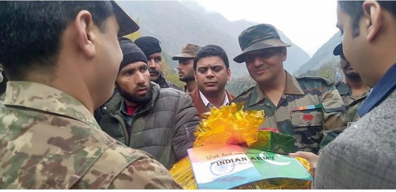 Indian army repatriates mentally challenged man to Pakistan
