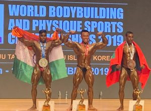 Army men win big at the World Bodybuilding Championship in South Korea