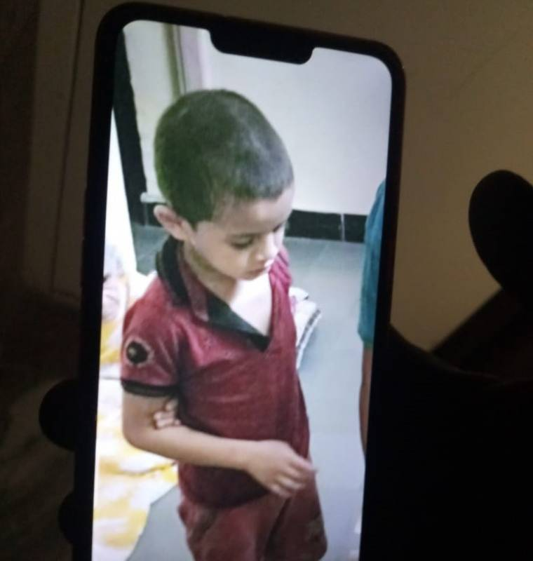 Nine-year-old boy dies after his head got stuck in a lift in Manikonda of Hyderabad
