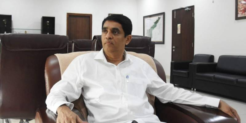 Start-up Area project within Amaravati not feasible: AP Finance Minister