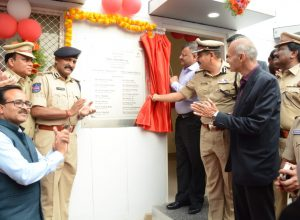 Children's traffic park inauguration in LB Nagar Traffic Complex