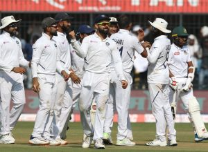 India bundle Bangladesh out for 150, finish Day-1 at 86/1