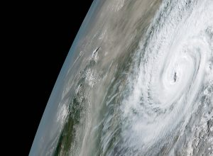 Satellite images show Cyclone Bulbul's preparation of landfall along Indo-Bangla border