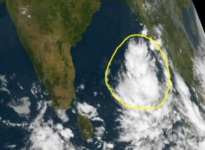 'Cyclone Bulbul' is brewing in the Bay of Bengal: Andhra Pradesh, Tamil Nadu in safe zone