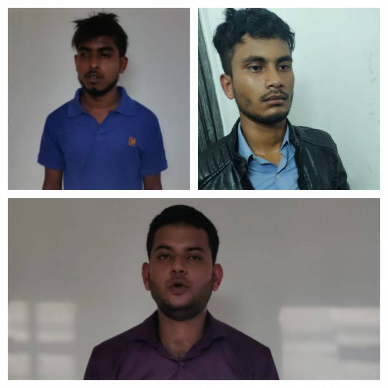 Terror attack averted in New Delhi; three arrested, IEDs seized