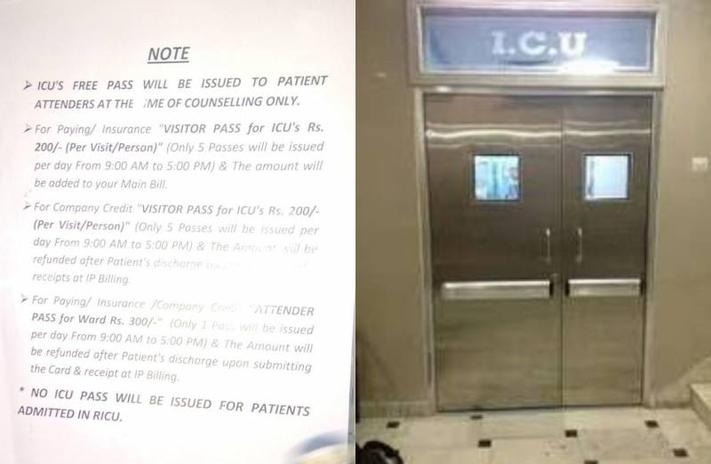After public outcry, Kamineni hospital in Hyderabad withdraws ICU visitor fee