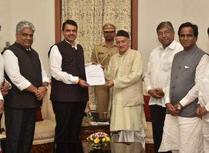 Devendra Fadnavis, Ajit Pawar resign three days after they sworn-in