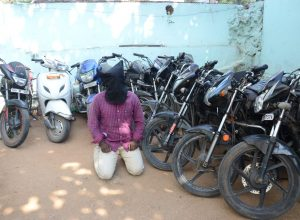 Struggling Telangana farmer turns bike thief; Invests illegal profits into farming