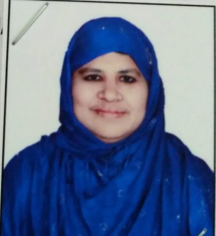 Gangster Nayeemuddin's sister Saleema arrested in a land grabbing case