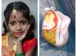 Missing 7-year-old girl Deepthi found dead; Stepmother arrested in Kakinada