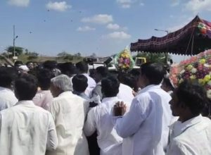 Bees attack Minister, MLAs in Kurnool