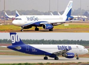 Five Indigo and one Go Air flight, forced to air-turn in due to unmodified engines