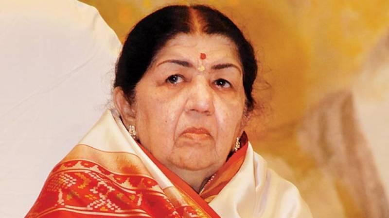 Legendary singer Lata Mangeshkar's health stable