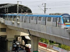 Hyderabad Metro services from Hitec city to Raidurg from November 29