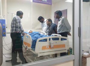 Bio-diversity Flyover Accident: Driver Kalvakuntla Milan Krishna Rao discharged, police to question