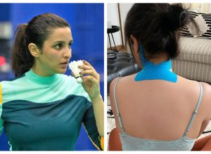 Parineeti Chopra hurt prepping for Saina Nehwal's biopic
