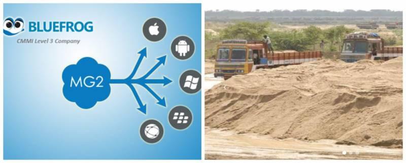 Visakhapatnam IT firm raided for 'Mana Sand' application irregularities