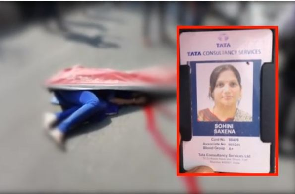 TCS techie killed by TSRTC bus in Hyderabad